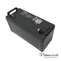 Panasonic 12V 100 Ah Baterai Aki kering Solar cell 1