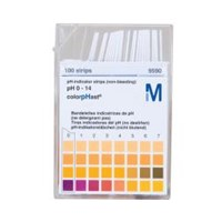 Jual Alat Laboratorium Air PH Paper 0-14 Merck 1.09535.0001