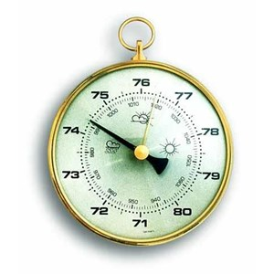 Barometer Alat Ukur Tekanan Udara TFA 29.4003