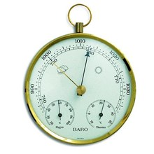 Higrometer Barometer Thermohygrometer TFA 20.3006.