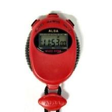 Stopwatch Digital Alba