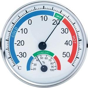 Higrometer Thermohygrometer Analog Anymeter