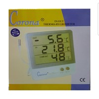 Jual Higrometer Thermohygrometer In/Out Corona GL 89
