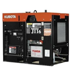 Genset  diesel Kubota J116 1