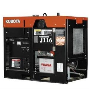 Genset  diesel Kubota J116