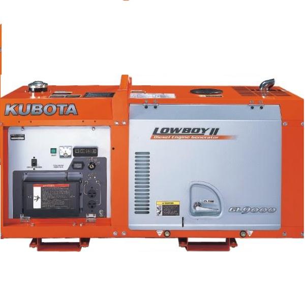 Genset Diesel Kubota GL-9000