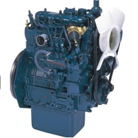 Jual ENGINE Kubota D722