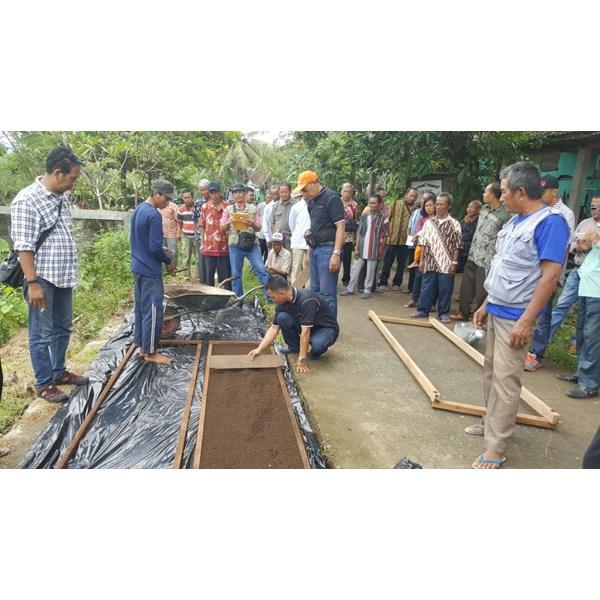 Mesin Tanam Padi Kubota SPW 48 - mesin pengolah padi