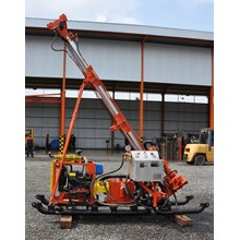 Ground Drilling Machine with VDE Kubota