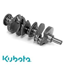Kubota Genuine Part Crankshaft