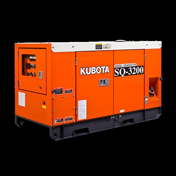 genset Silent Kubota SQ3200
