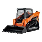 Mini Wheel Loader Dengan mesin Kubota 1