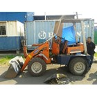Mini Wheel Loader Dengan mesin Kubota 4