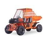 Traktor kelapa sawit dengan Kubota OC95 2