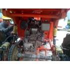 Oil palm tractors with kubota OC95 9
