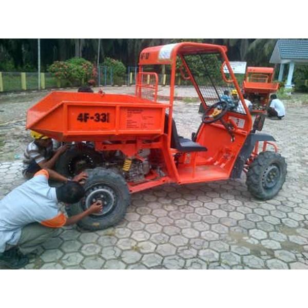 Oil palm tractors with kubota OC95