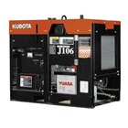 Genset Open kubota J-series 5