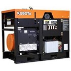 Genset Open kubota J-series 1