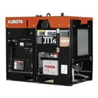 Genset Open kubota J-series 6