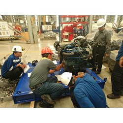Service Pompa Pengendali Banjir