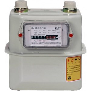 Dari Gas Meter Elster Type G4 0