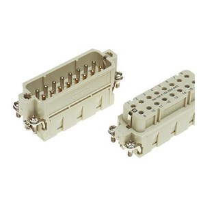 Dari Harting Connector  24 PIN 0