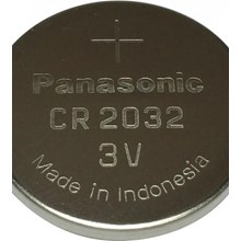 Lithium Battery CR2032 Panasonic