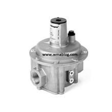 R-RF Gas pressure regulators with filter