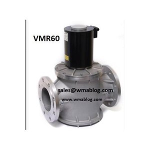 VMR VMR 60 Safety solenoid valves for air and gas