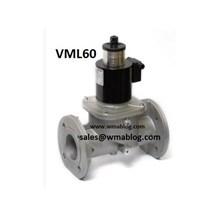 VML VML 60 Safety solenoid valves for air Katup Valves