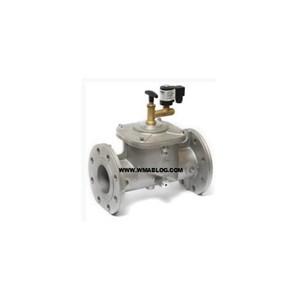 EVRMNC EVRM6NC Safety solenoid valve for gas manually reset