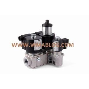 Dari  Elektrogas Automatic Safety Valves VMM 0