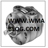 Gearbox motor 4AM-NRV-54A Gast Air Motor