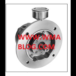 Dari gearbox motor 6AM-ARV-54 Gast Air Motor  0