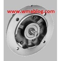 Gearbox motor 16AM-FCC-1 Gast Air Motor