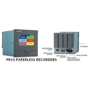 Paperless Recorders  PR10 Series