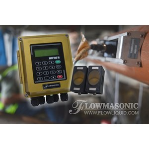 Dari Flow Meter clamp on ultrasonic WUF 100CF 0