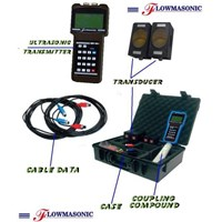 Jual portable flow meter