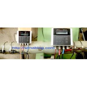 Dari Flow Meter Ultrasonic SiteLab SL1168 Clamp on 0