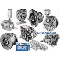 Gast Air Motor