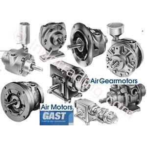 Dari Gearbox motor Gast Air Motor 0