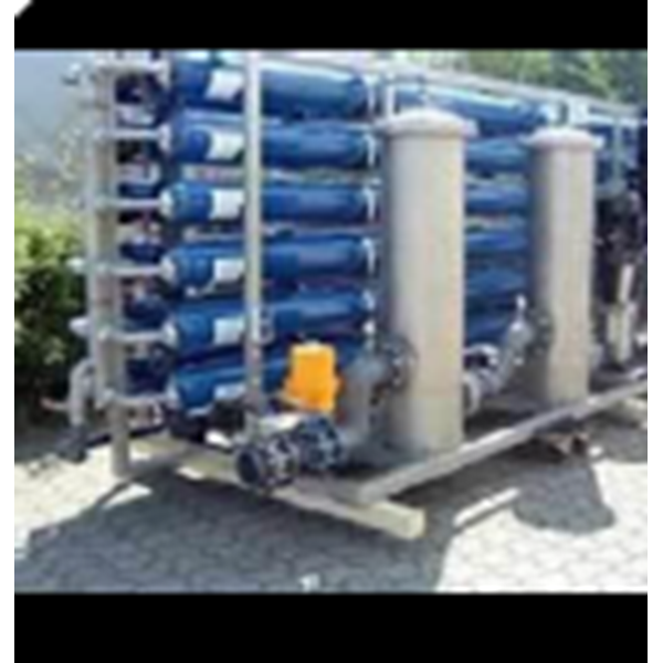 Chemical Cooling Water System