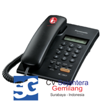 Telepon Kabel Merk Panasonic Kx-T7705x