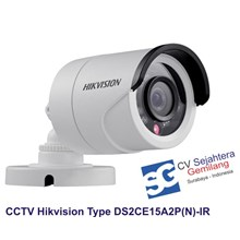 Cctv Outdoor Hikvision Type Ds2ce15a2p(N)-Ir