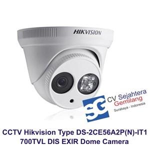 Dari Cctv Dome Hikvision Type Ds-2Ce56a2p(N)-It1 0