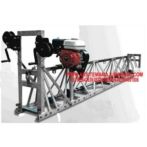 Concrete Truss Screed Dynamic  Power Section TSP 3