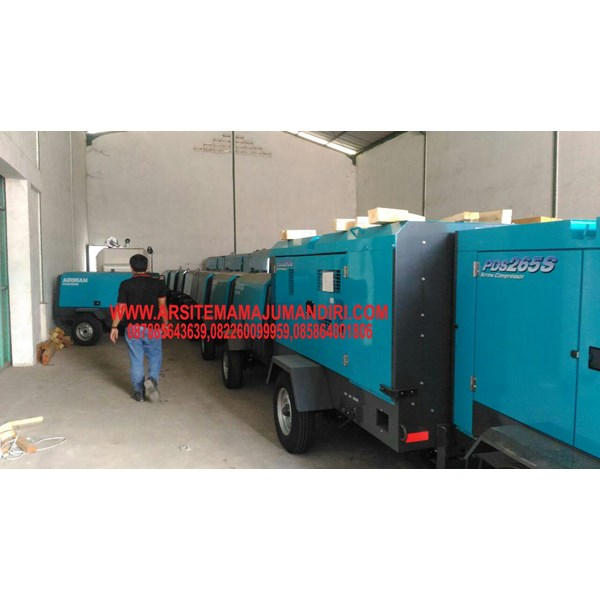 Air Compressor Airman Pds 265 S