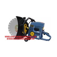 Jual Portable Concrete Cutter Dynamic Ec35 2