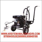 Mesin Cat Marka Jalan / Road Making Machine Tigon Trm-200G 1