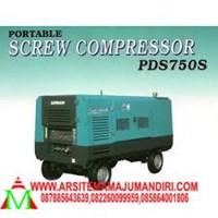 Jual Air Compressor Airman Pds 750S